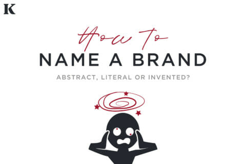 How to name a brand - brand naming importance