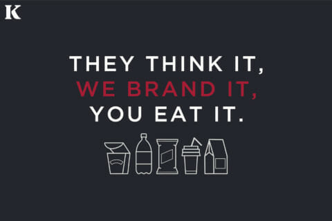 Food and drink branding and packaging