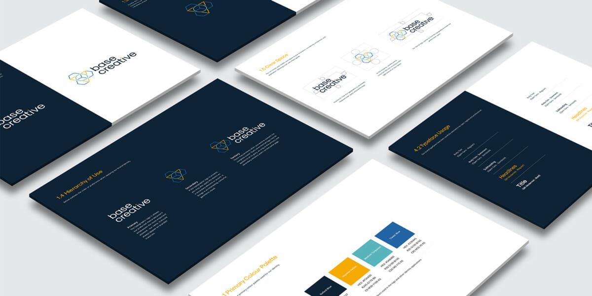 Base Creative Digital Marketing Rebrand